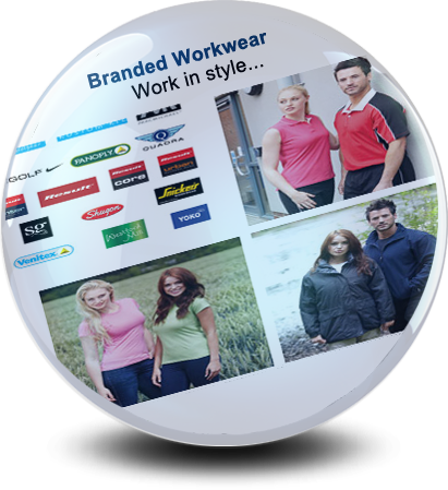Printed Workwear and PPE